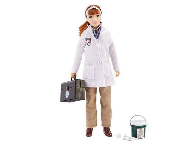 "Laura - Veterinarian 8"" Figure"