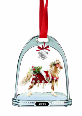 Stirrup Ornament: Holiday On Parade
