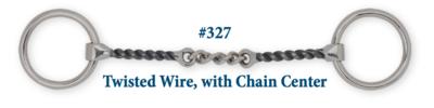 B327 Brad. Twisted Wire w/ Chain Dr. Bristol