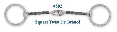B302 Brad. Square Twisted Dr. Bristol