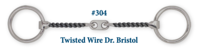 B304 Brad. Twisted Wire Dr. Bristol