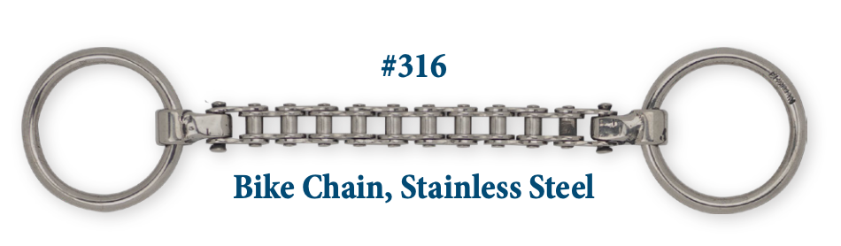B316 Brad. Bike Chain Stainless Steel