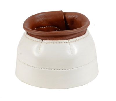 Feather-Weight Leather Bell Boots 2oz Weight