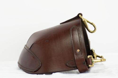 Walsh Heavy Duty Curved Leather Bib