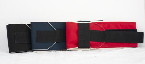 Cordura and Flannel Neck Wrap