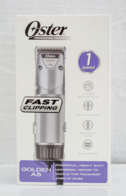Oster A-5 Single Speed Clipper