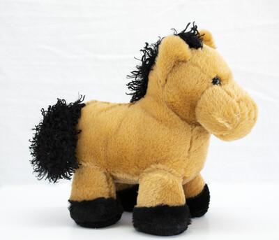 Wishpets Bay Toy Horse