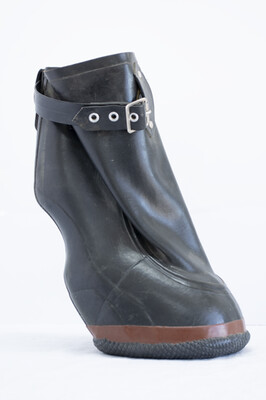 Tall Rubber Soaking Boot