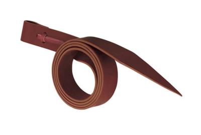 "Latigo Strap 1.5"" x 5' (Leather)"