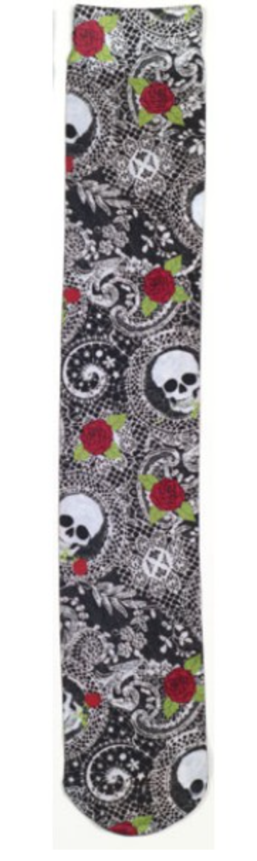 Ovation Zocks Boot Socks - Skulldugagry
