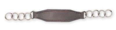 Bowman Leather Curb Chain