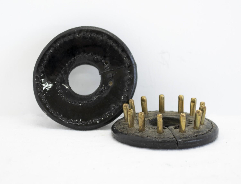 Patent Bit Guard w/ Burrs (Black)