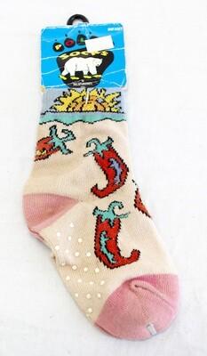Polar Sunny Chilis Socks