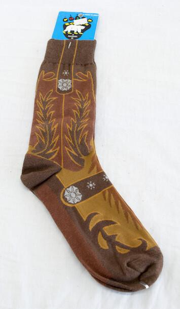 Polar Western Brown Boot