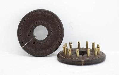 Patent Bit Guard w/ Burrs (Brown)