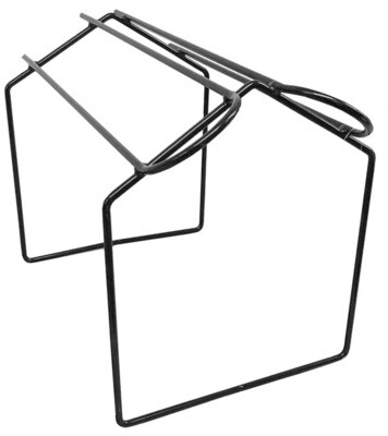 Saddle Rack for Rolling Cart