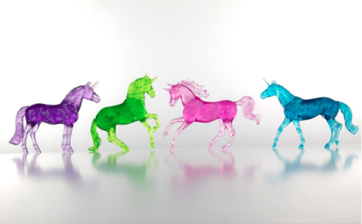 Stablemates: Unicorn Gift Collection