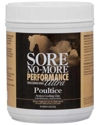 Sore No More Performance Ultra Poultice 5lbs