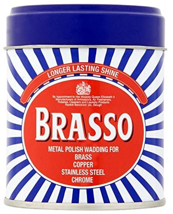 DuraGlit Brasso Wadding Polish