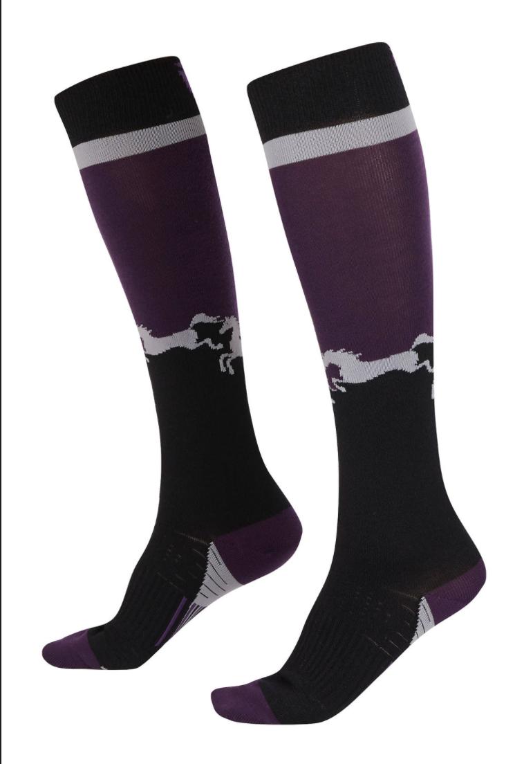 Kerrits Winter Frolic Wool Sock