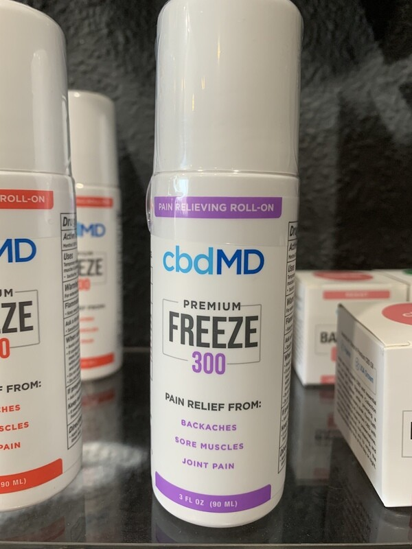 cbdMD 300 mg Premium Freeze