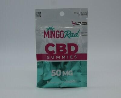 cbdMD 300 mg Tropical Mix Gummies