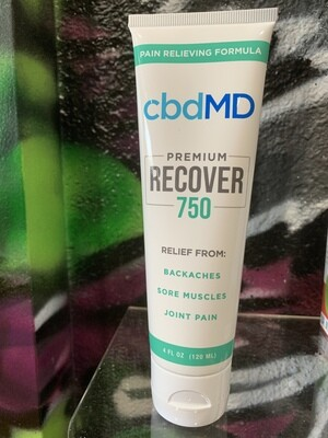 cbdMD 750 mg Premium Recover