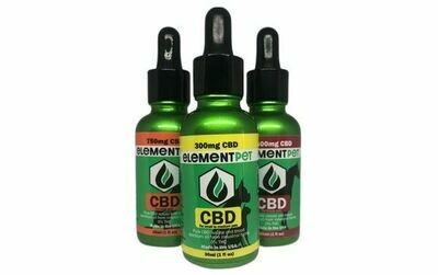 Element Rx 2500 mg  CBD Oil (Dropper)