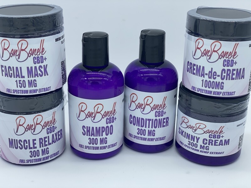 CBD Beauty Combo Pack