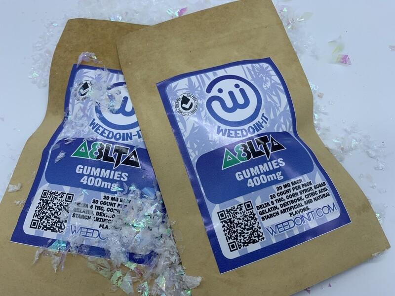 Delta 8 THC Gummies