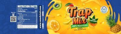 CBD Infused Fruit Drink