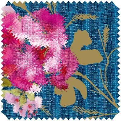 BLUE D'JINN Textile