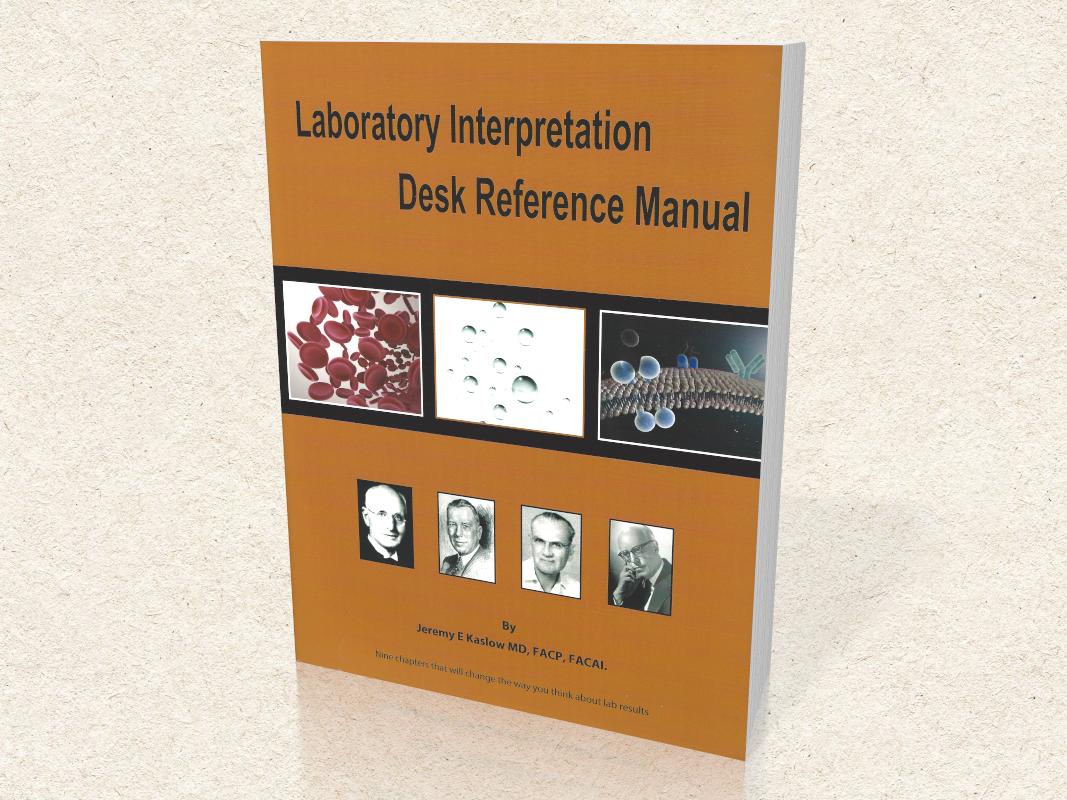 Laboratory Interpretation Desk Reference Manual