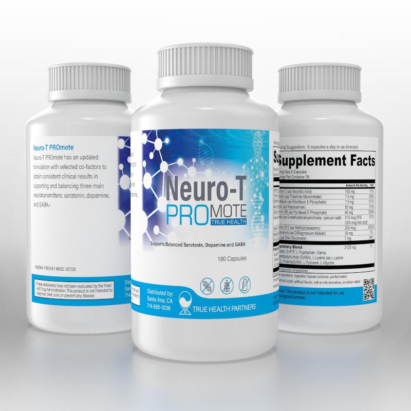 Neuro-T PROmote TRUE HEALTH
