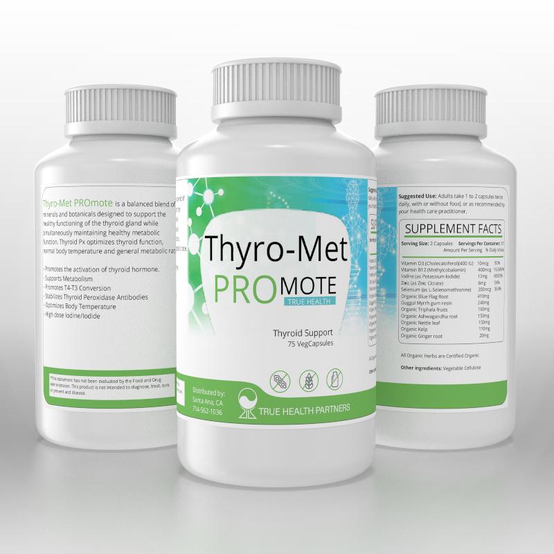 Thyro-Met PROmote