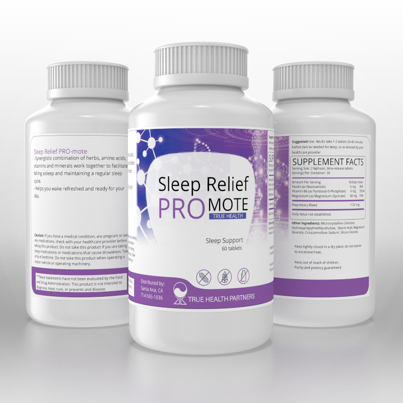 Sleep Relief PROmote