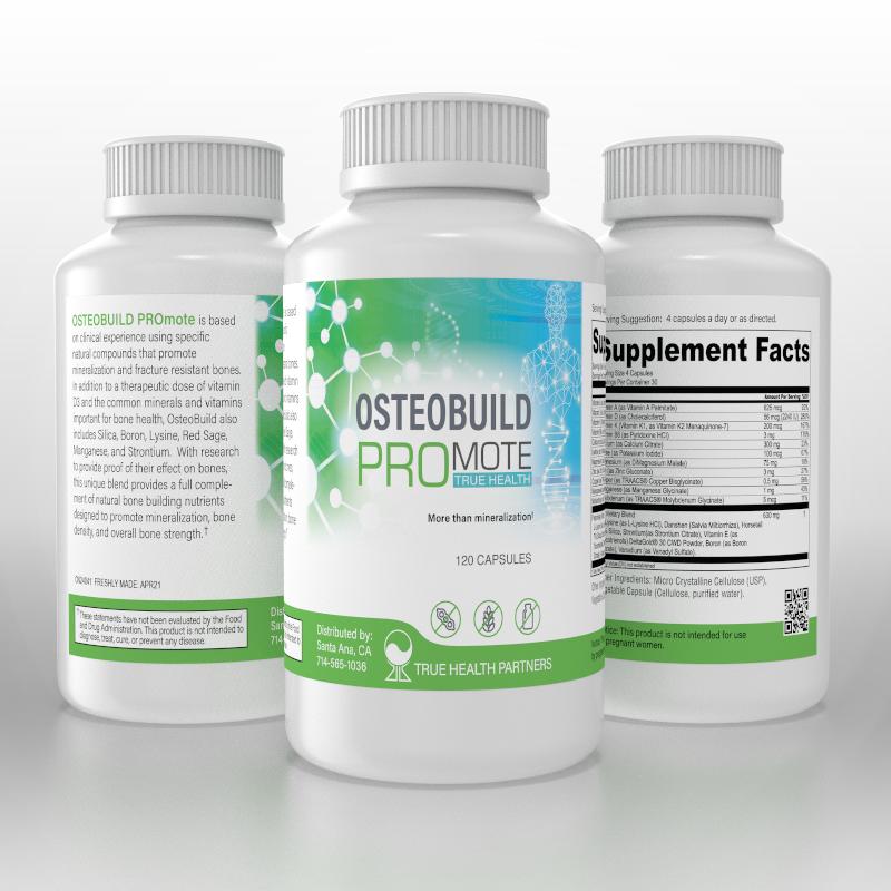 OSTEO PROmote TRUE HEALTH