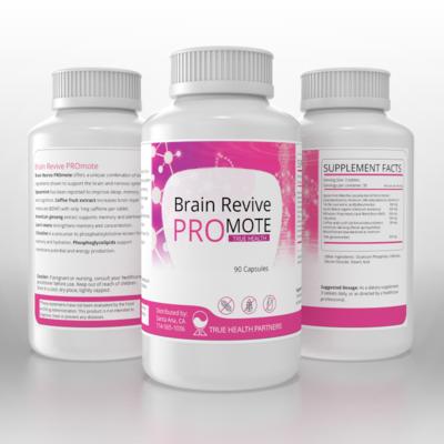 Brain Revive PROmote TRUE HEALTH
