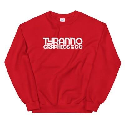 TYRANNO BASICS - VALIANT SWEATSHIRT TG&C/EMP-005