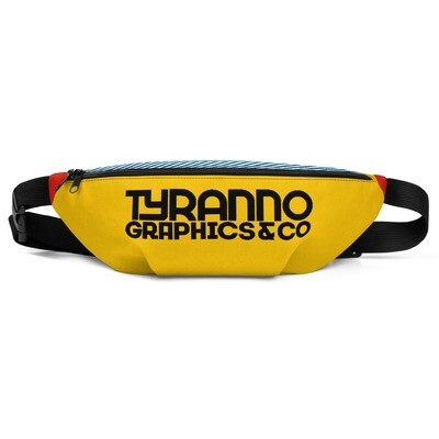 TYRANNO BASICS - FANNY PACK (HONEYSUCKLE YELLOW) TG&C/EMP-006