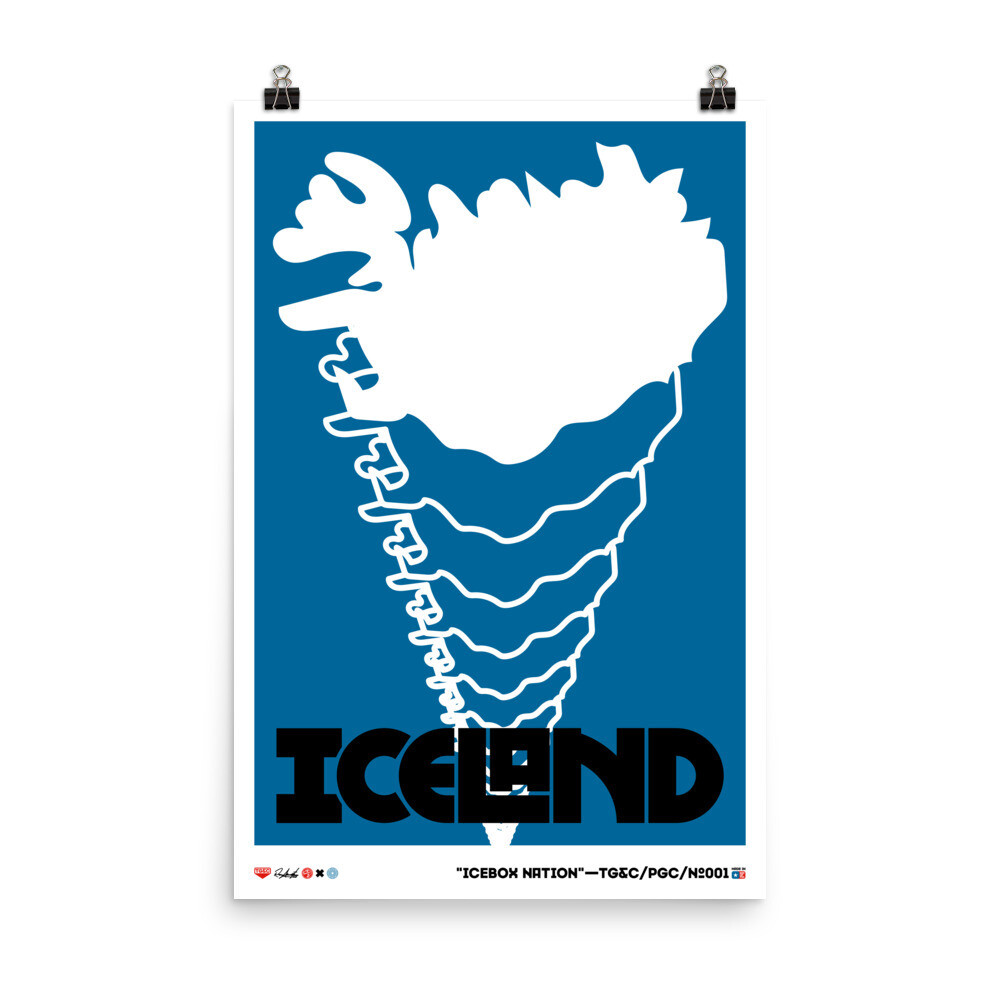 ICEBOX NATION - PREMIUM PRINT TG&C/PGC-001