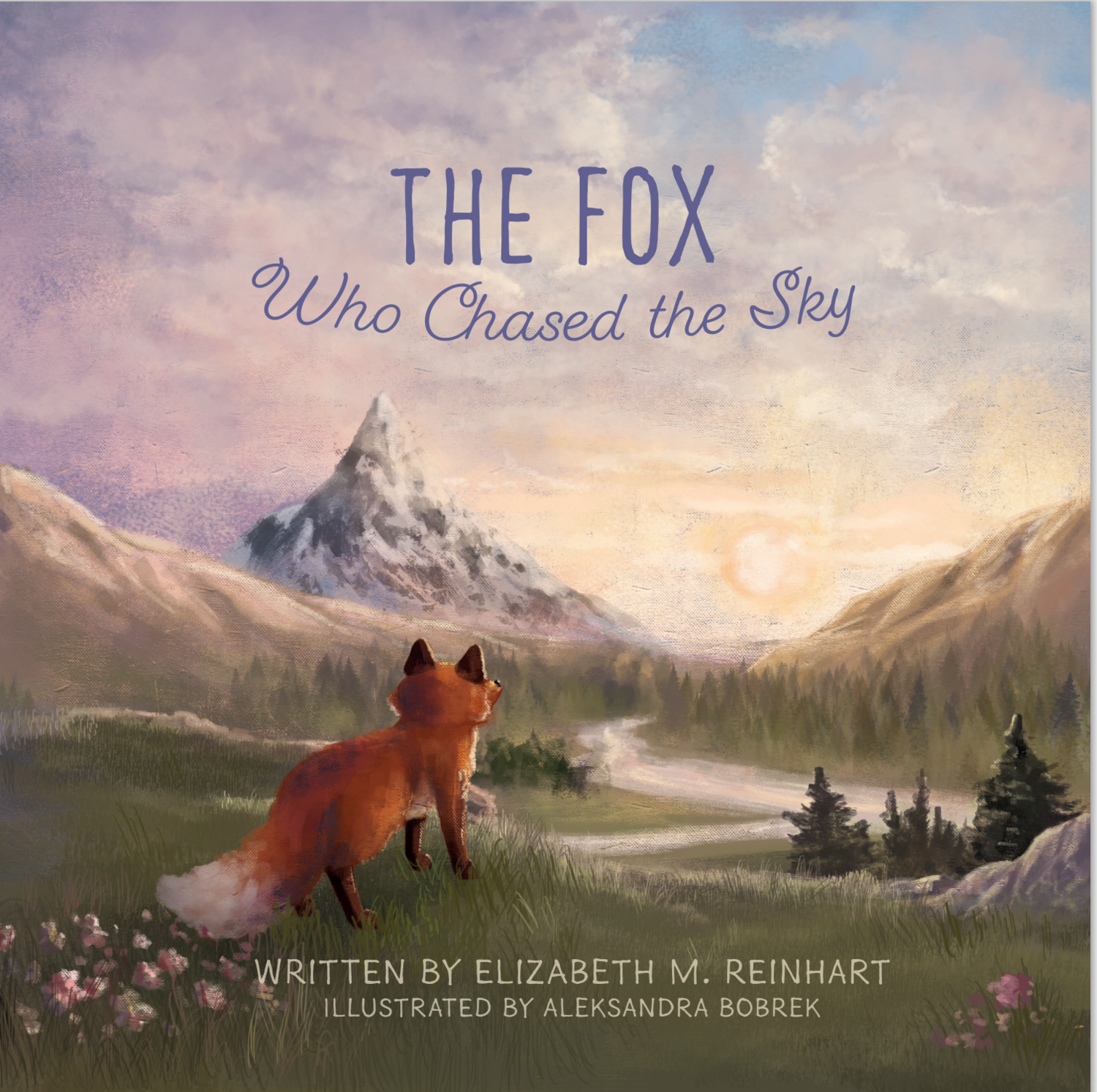 The Fox Who Chased the Sky