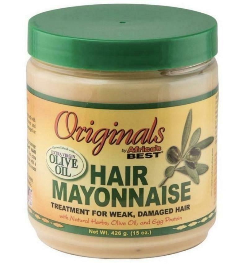 ORGANICS HAIR MAYONAISE