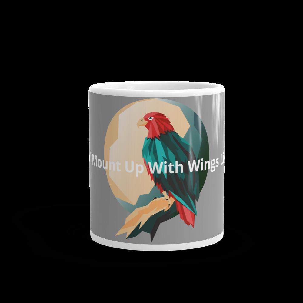 Colourful Eagle Coffee Mug Cup 11oz & 15oz