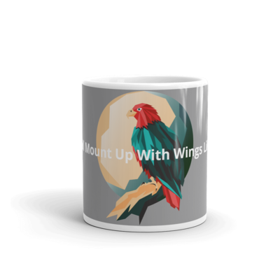 Colourful Eagle Coffee Mug Cup 11oz & 15oz
