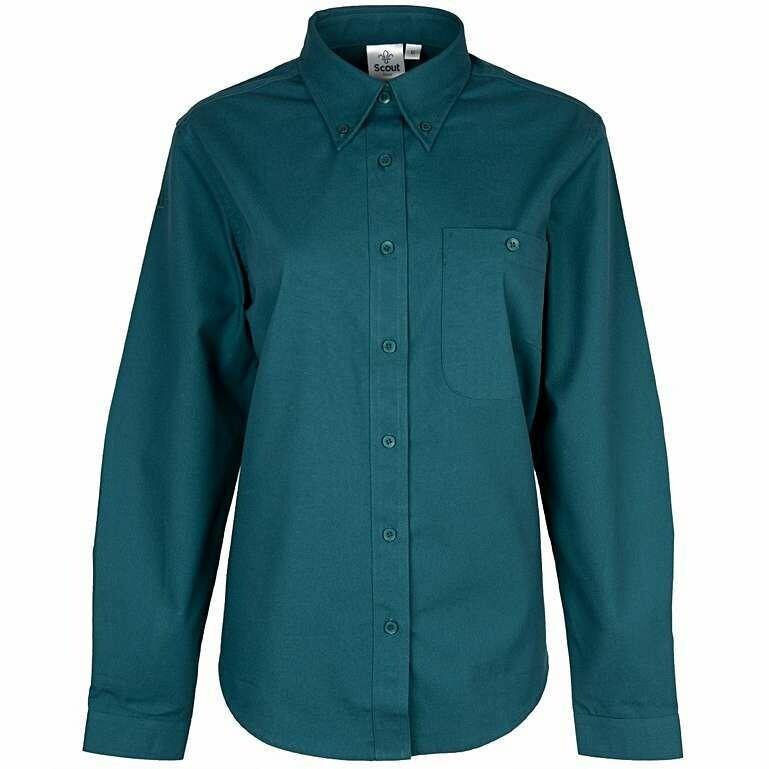 Scouts Long Sleeve Uniform Blouse