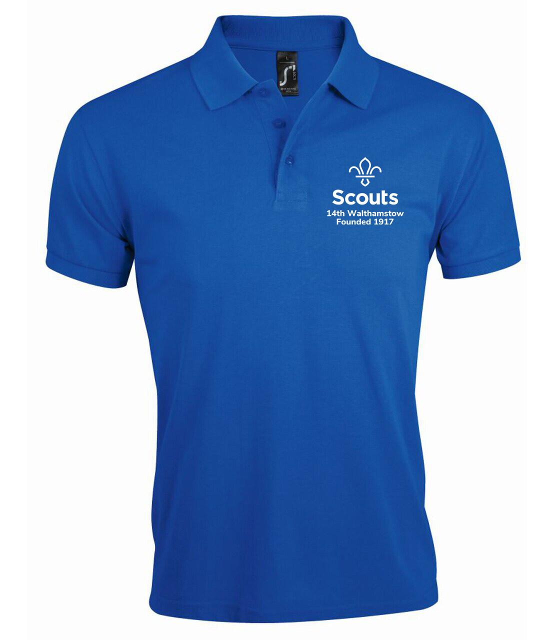 Child Group Polo Shirt