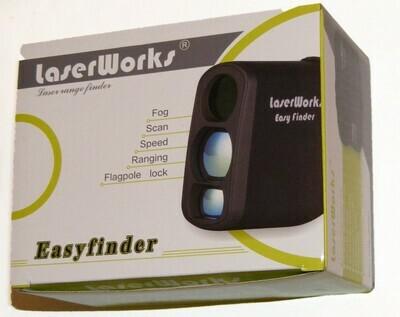 LaserWorks Laser Range Finder