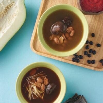 Imperial Peanut Jujube Soup 哺乳生枣汤