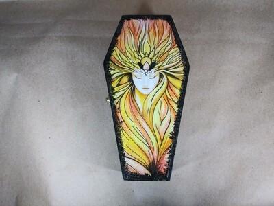 Sun Goddess Coffin
